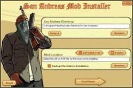 San Andreas Mod Installer
